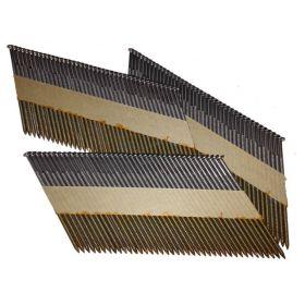 D-kop stripnagels 34° blank ring 3,1 x 90mm