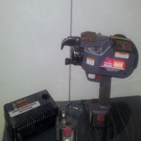 MAX RB395 Re-bar-tier vlechtmachine gebruikt