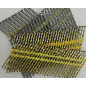 RH stripnagels 21° verzinkt getordeerd 3,1 x 90mm