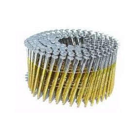 Rolnagels Coilnagels 3,1 x 90 verzinkt ring 3600 stuks