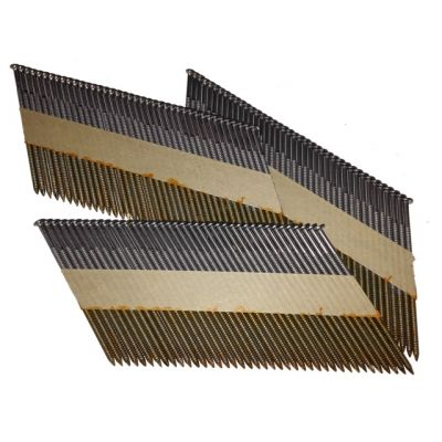 D-kop stripnagels 34° blank ring 2,9 x 50mm