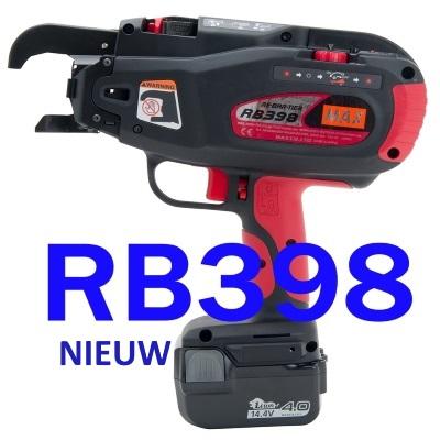 MAX RB398 Nieuw